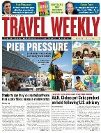 Журнал «Travel Weekly»